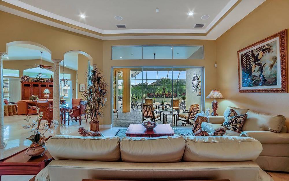 23660 Peppermill Ct, Bonita Springs - Waterfront Home For Sale 8435653