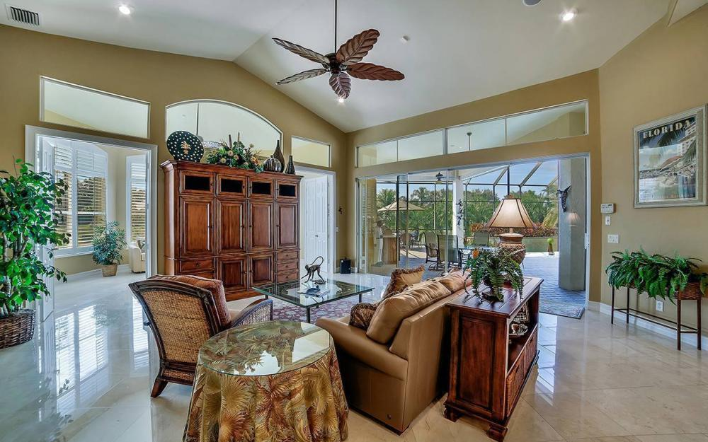 23660 Peppermill Ct, Bonita Springs - Waterfront Home For Sale 445031506
