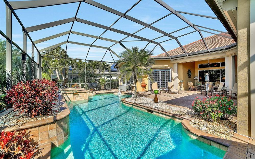 23660 Peppermill Ct, Bonita Springs - Waterfront Home For Sale 319654832
