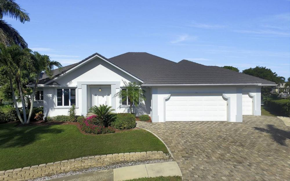 60 Covewood Ct, Marco Island - Gulf Access Waterfront Home For Sale 713823491