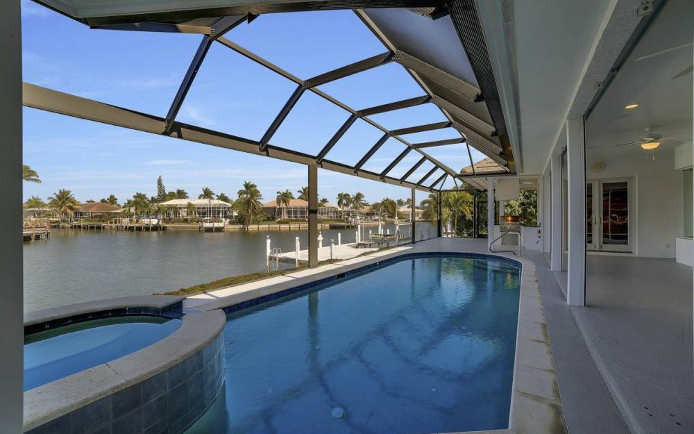 60 Covewood Ct, Marco Island - Gulf Access Waterfront Home For Sale 1438996125