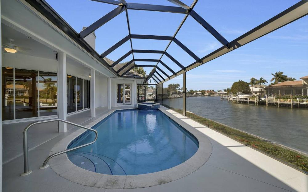 60 Covewood Ct, Marco Island - Gulf Access Waterfront Home For Sale 249370593