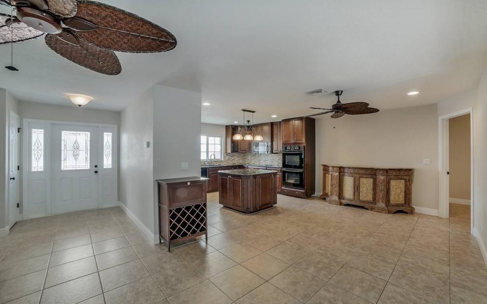 1641 SE 39th Terrace, Cape Coral - Gulf Access Waterfront Home For Sale 1114591537