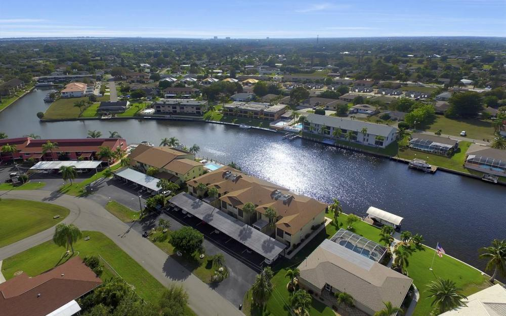 3612 SE 12th Ave, Cape Coral - Waterfront Condo For Sale 154314874