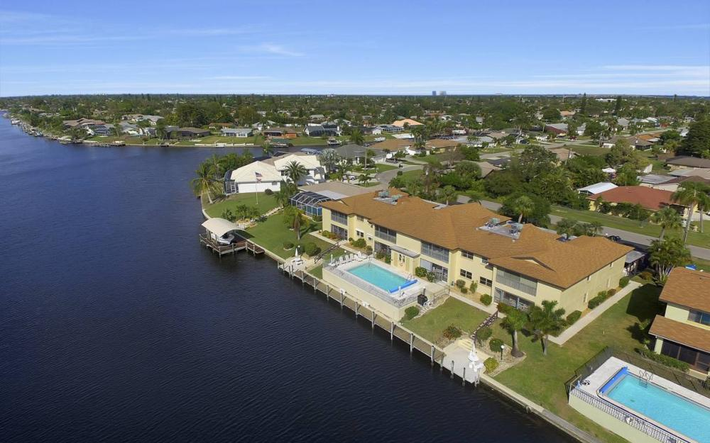 3612 SE 12th Ave, Cape Coral - Waterfront Condo For Sale 1272675199