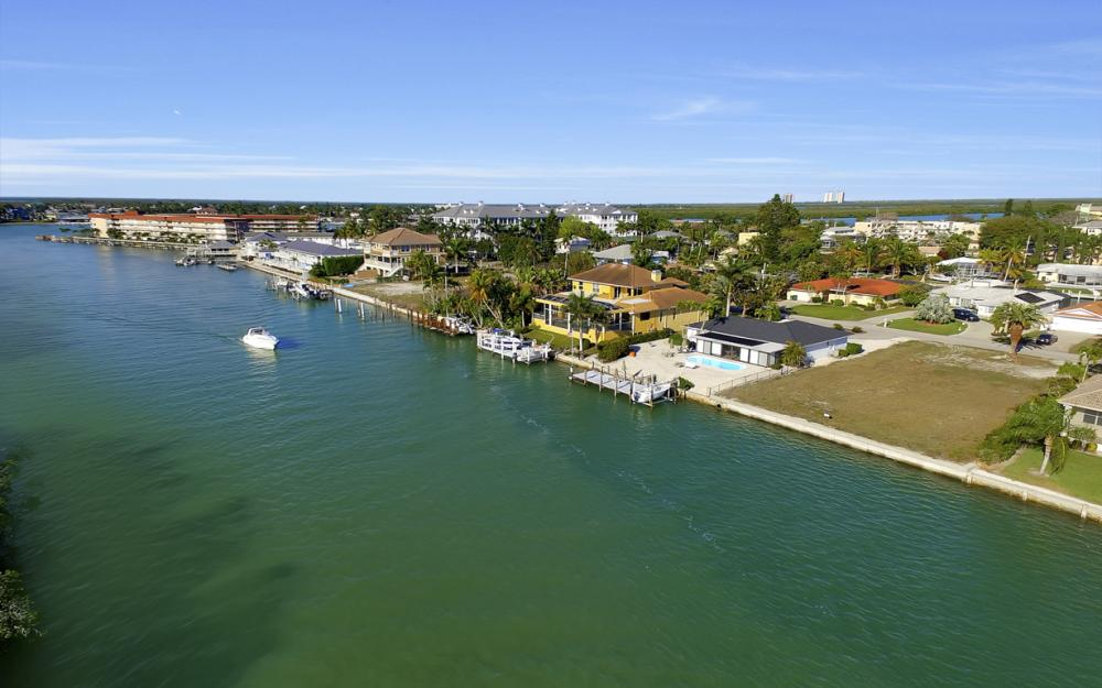 1136 Edington Pl, Marco Island - Lot Gulf Access For Sale 937649896