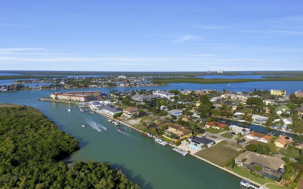 1136 Edington Pl, Marco Island - Lot Gulf Access For Sale 1923329687