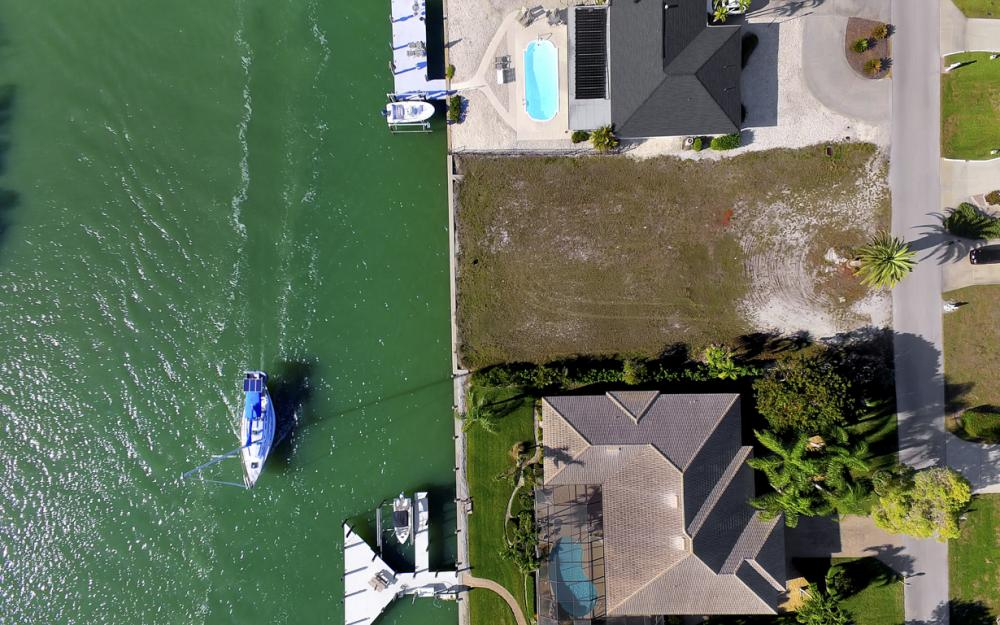 1136 Edington Pl, Marco Island - Lot Gulf Access For Sale 1350744639