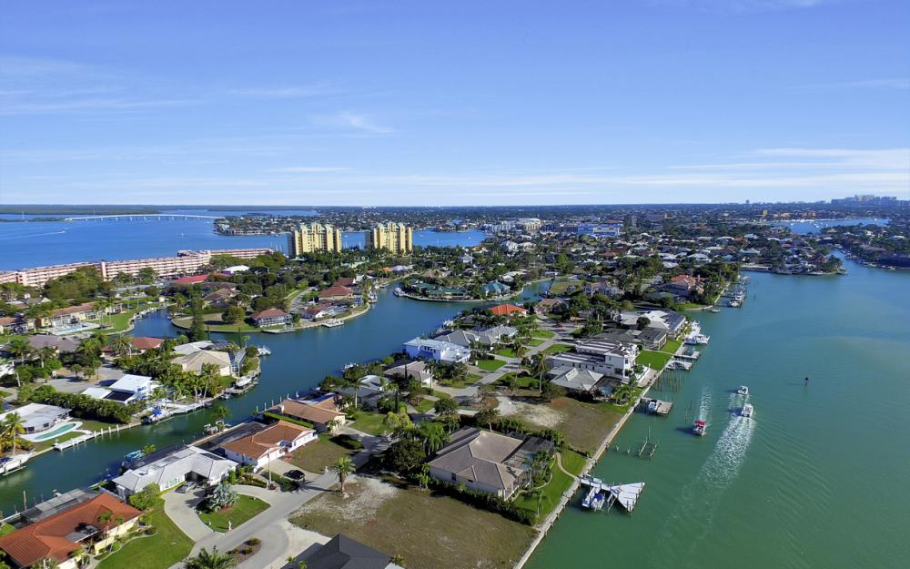 1136 Edington Pl, Marco Island - Lot Gulf Access For Sale 1075742399