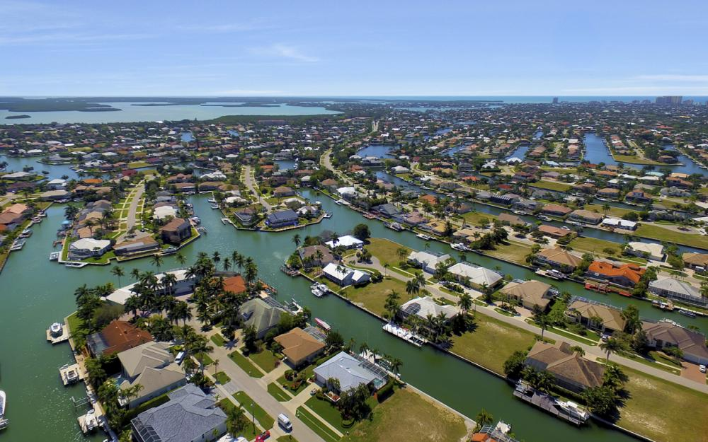 250 Rockhill Ct, Marco Island - Lot For Sale 1195941240