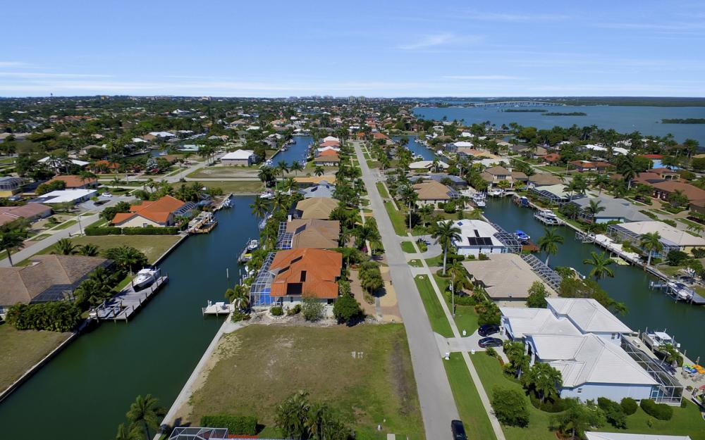 250 Rockhill Ct, Marco Island - Lot For Sale 1838139194