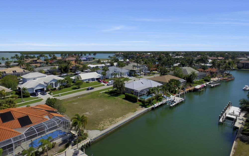 250 Rockhill Ct, Marco Island - Lot For Sale 1884560057