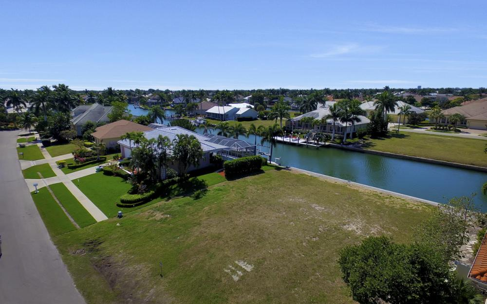 250 Rockhill Ct, Marco Island - Lot For Sale 2102392037