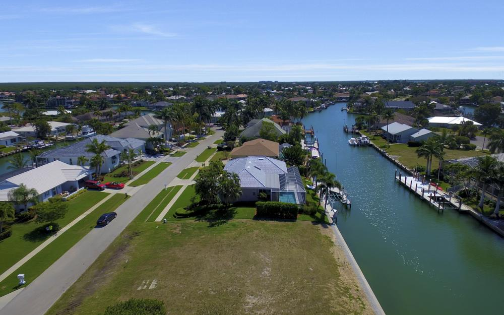 250 Rockhill Ct, Marco Island - Lot For Sale 1802692117