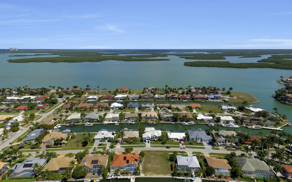 250 Rockhill Ct, Marco Island - Lot For Sale 1065468805