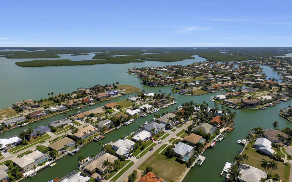 250 Rockhill Ct, Marco Island - Lot For Sale 907143740