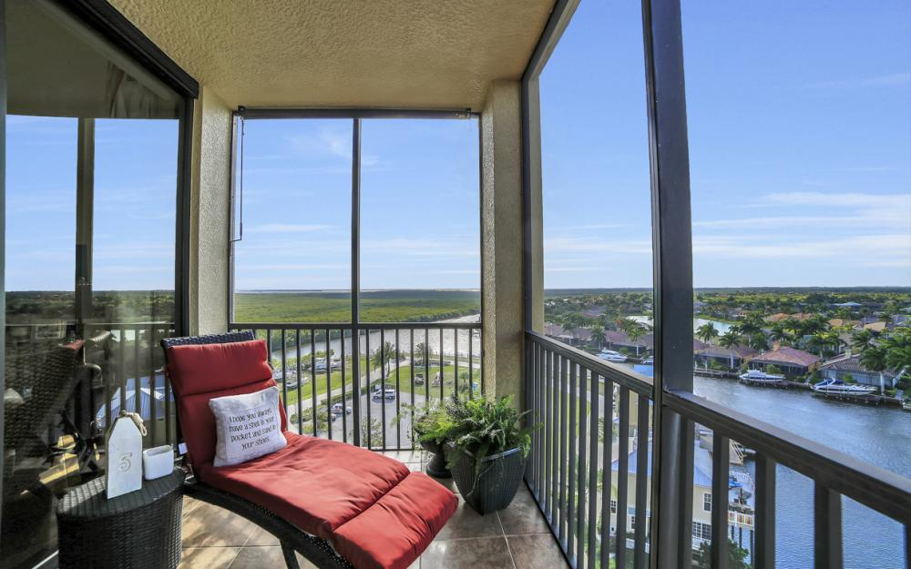 5781 Cape Harbour Dr #1007, Cape Coral - Condo For Sale 1051078288