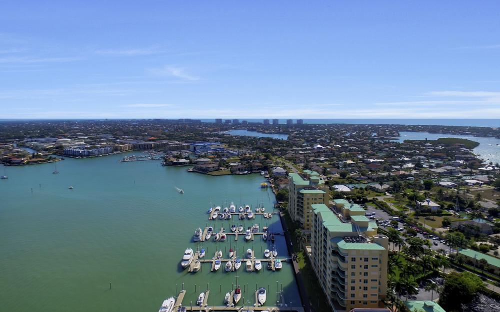 1079 Bald Eagle Dr P2N, Marco Island - Penthouse For Sale 844527225
