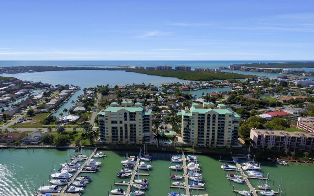 1079 Bald Eagle Dr P2N, Marco Island - Penthouse For Sale 473961323
