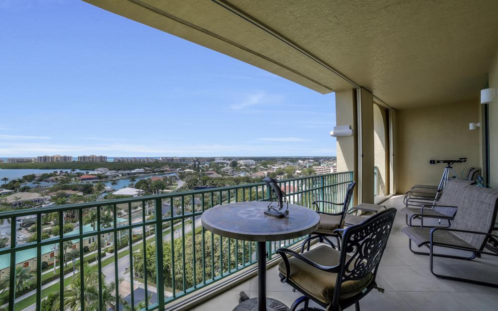 1079 Bald Eagle Dr P2N, Marco Island - Penthouse For Sale 663160493