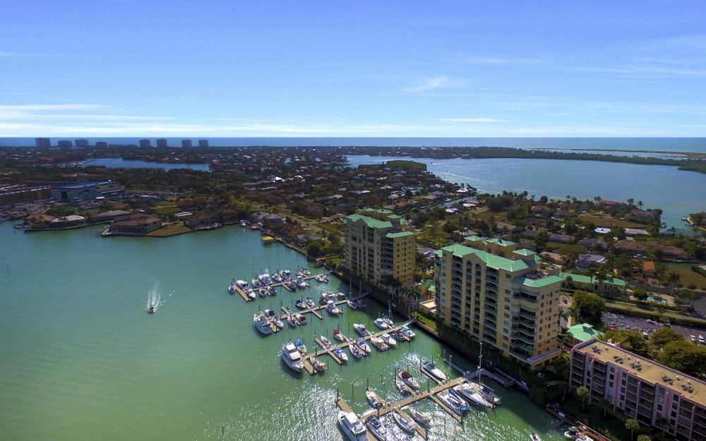 1079 Bald Eagle Dr P2N, Marco Island - Penthouse For Sale 716077243