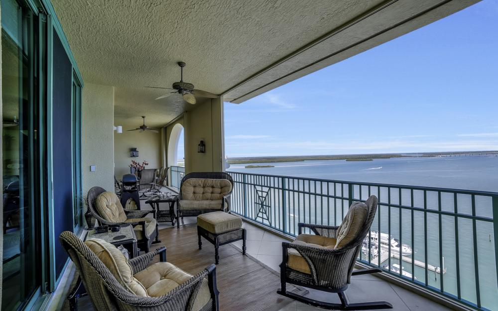 1079 Bald Eagle Dr P2N, Marco Island - Penthouse For Sale 398690486