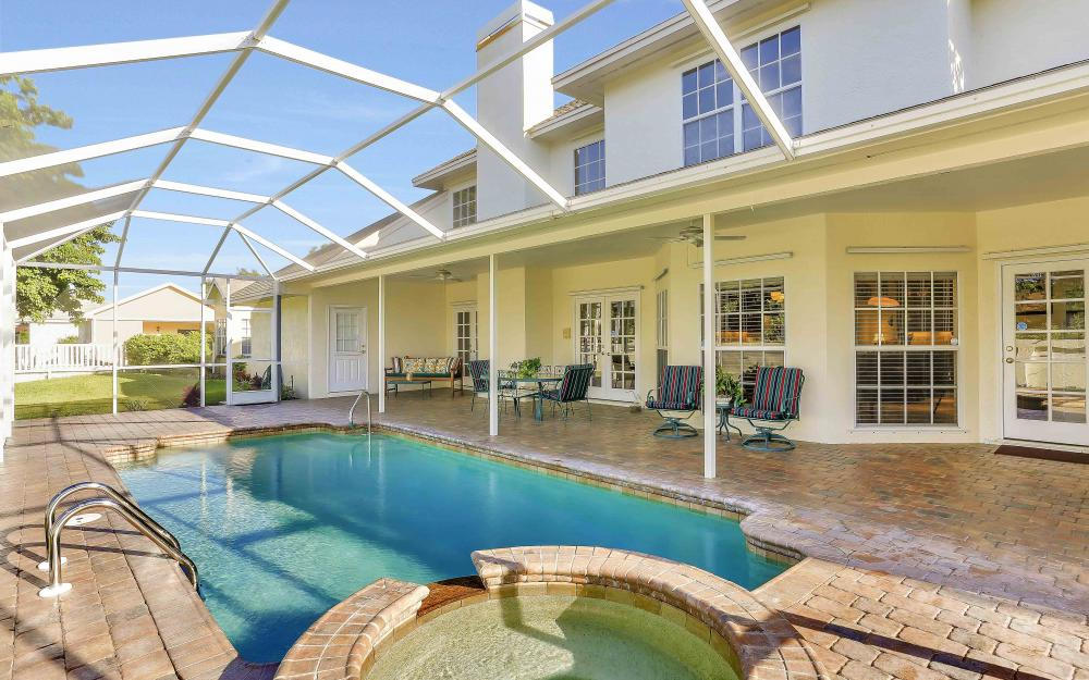 45 Timberland Cir S, Fort Myers - Home For Sale 201052481