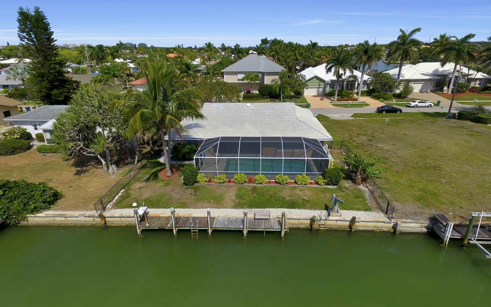 639 Bimini Ave, Marco Island - Waterfront Gulf Access Home For Sale 1923854534