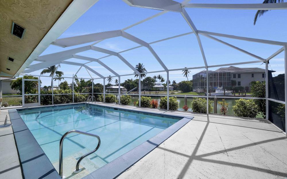 639 Bimini Ave, Marco Island - Waterfront Gulf Access Home For Sale 1980689230