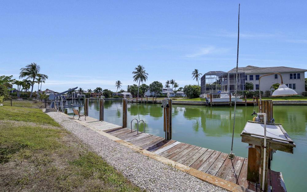 639 Bimini Ave, Marco Island - Waterfront Gulf Access Home For Sale 1412586227