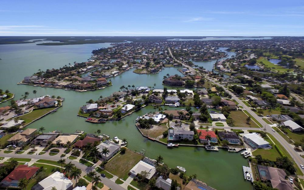 639 Bimini Ave, Marco Island - Waterfront Gulf Access Home For Sale 312015382