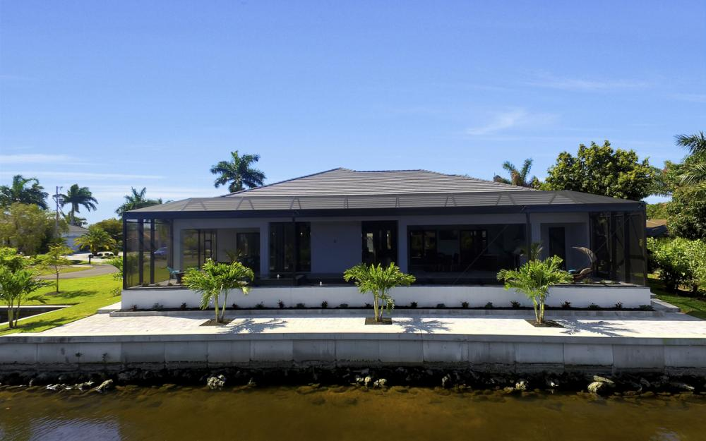 1135 Lorraine Ct, Cape Coral - Luxury Waterfront Gulf Access Home For Sale 1412299690