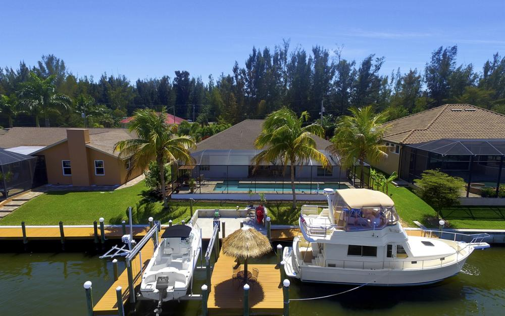 3405 SW 8th St, Cape Coral - Waterfront Gulf Access Home For Sale 559606660