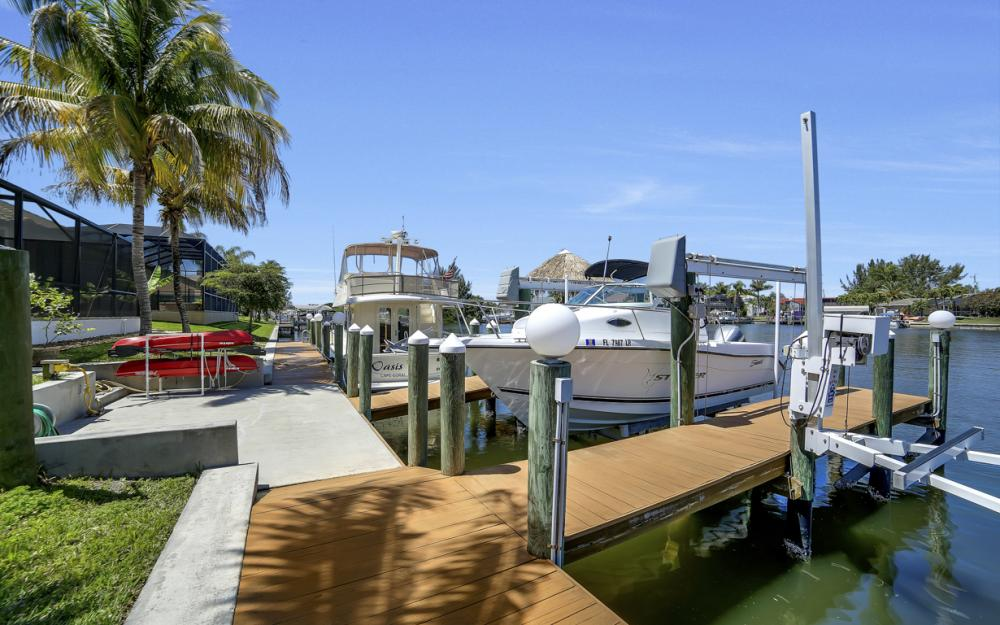 3405 SW 8th St, Cape Coral - Waterfront Gulf Access Home For Sale 1564542854