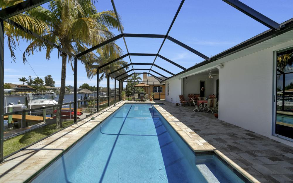 3405 SW 8th St, Cape Coral - Waterfront Gulf Access Home For Sale 759340213