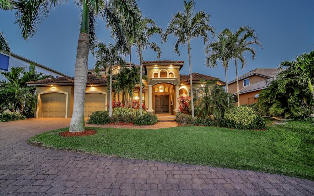 4416 SW 28th Pl, Cape Coral - Luxury Gulf Acess Home For Sale 122635696