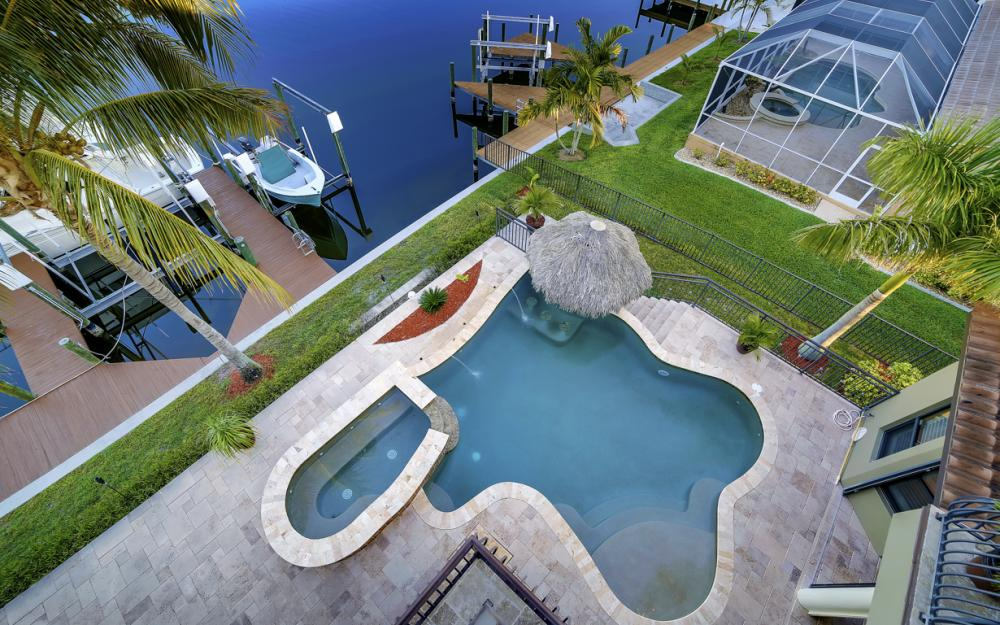 4416 SW 28th Pl, Cape Coral - Luxury Gulf Acess Home For Sale 266480868