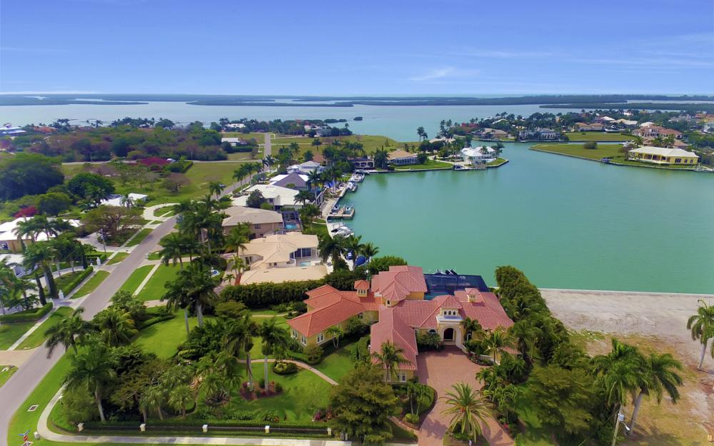 1771 Ludlow Rd, Marco Island - Waterfront Gulf Access Home For Sale 1289793102