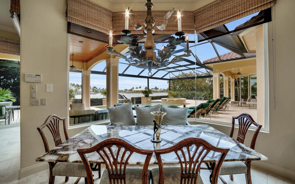 1771 Ludlow Rd, Marco Island - Waterfront Gulf Access Home For Sale 389290389