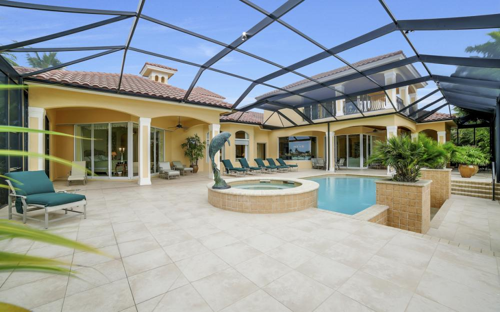1771 Ludlow Rd, Marco Island - Waterfront Gulf Access Home For Sale 1997739271