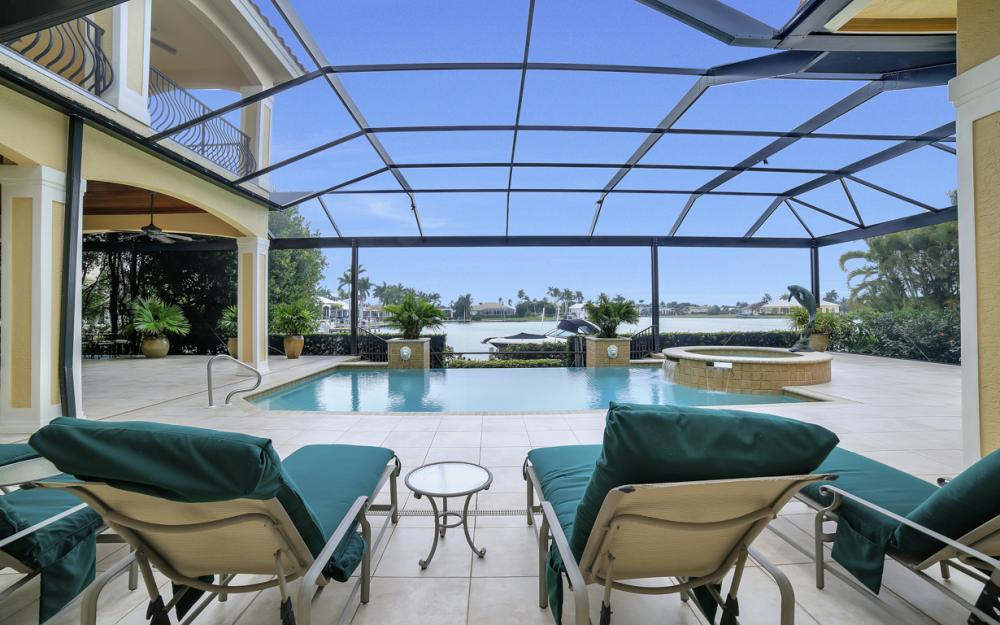 1771 Ludlow Rd, Marco Island - Waterfront Gulf Access Home For Sale 435569985