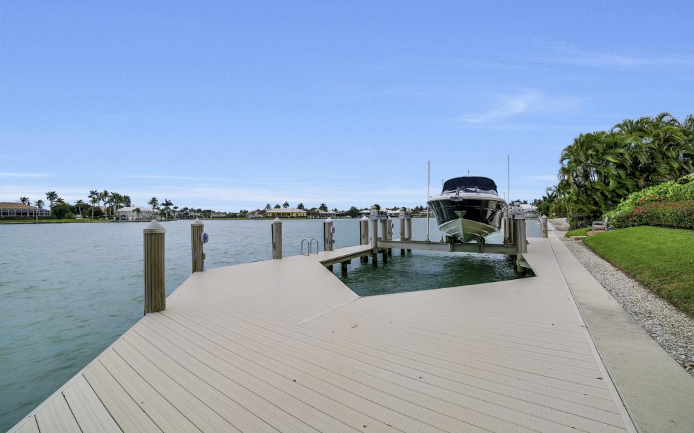 1771 Ludlow Rd, Marco Island - Waterfront Gulf Access Home For Sale 823605175