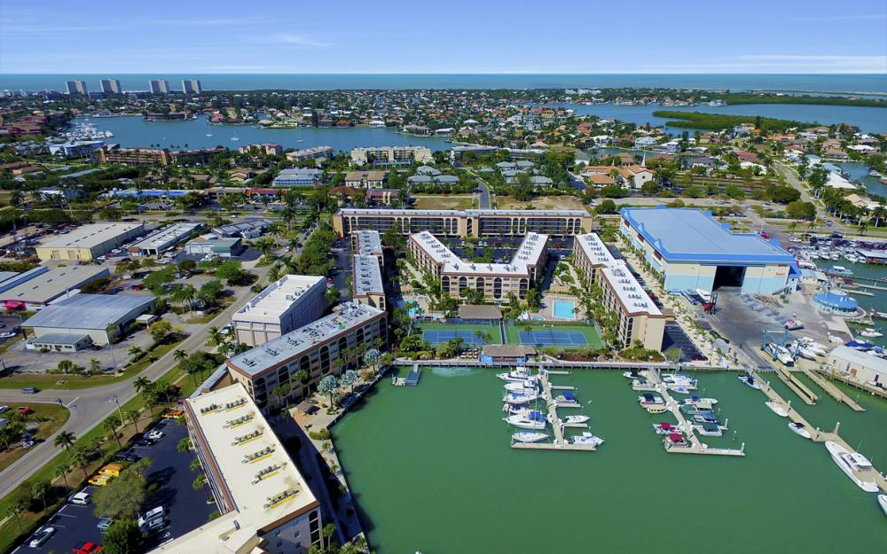 999 Anglers Cove #K201, Marco Island - Condo For Sale 1197603630