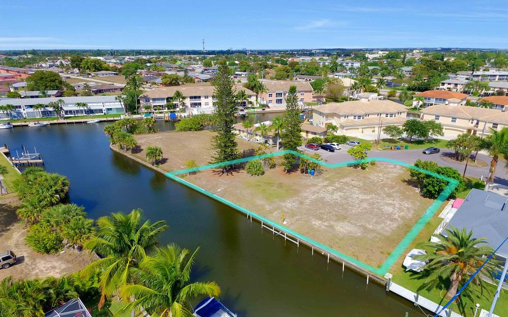 5106 Atlantic Ct, Cape Coral - Gulf Access Lot For Sale 117564416