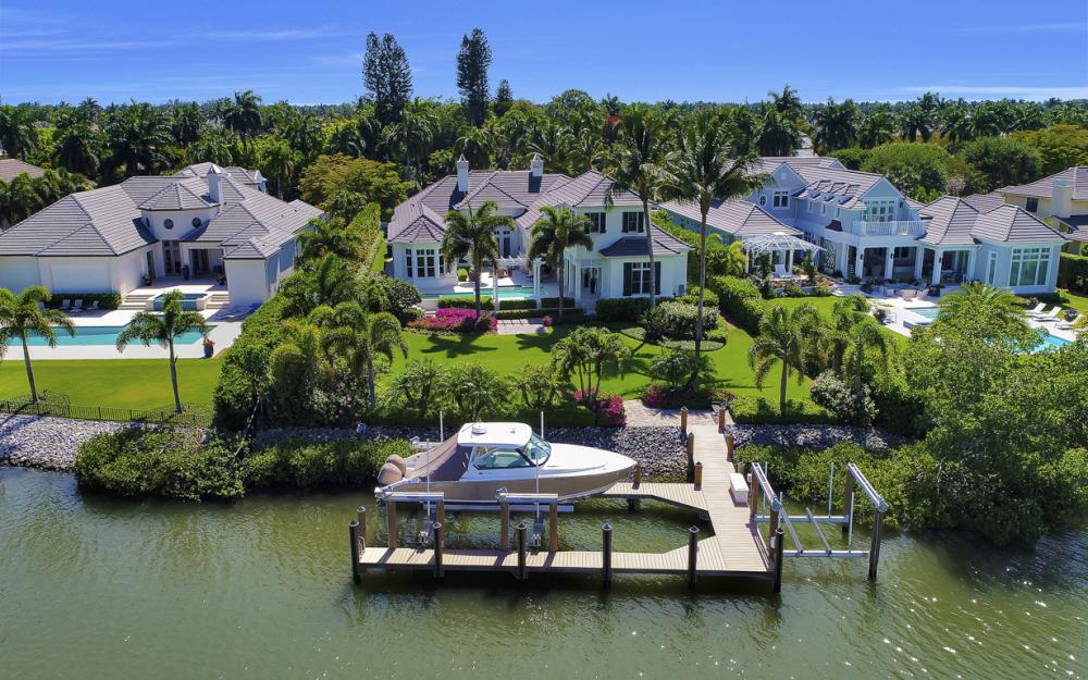 1203 Spyglass Ln, Naples - Luxury Gulf Access Home For Sale 1892309488