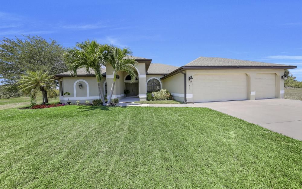 411 NE 5th Terrace, Cape Coral - Home For Sale 2142282589