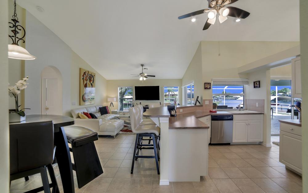 5008 SW 21st Pl, Cape Coral - Vacation Rental 2091106312