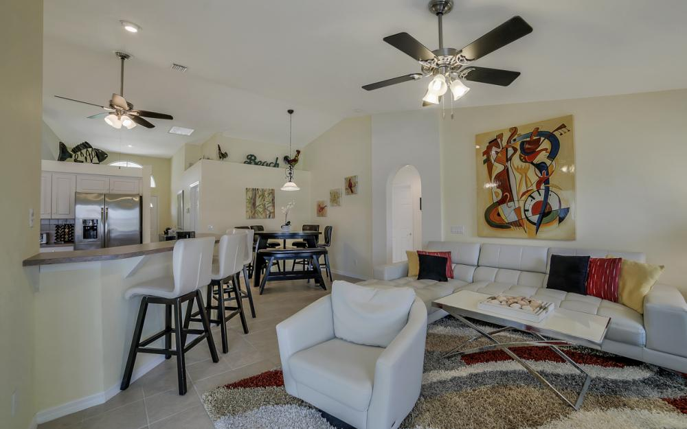 5008 SW 21st Pl, Cape Coral - Vacation Rental 26293840