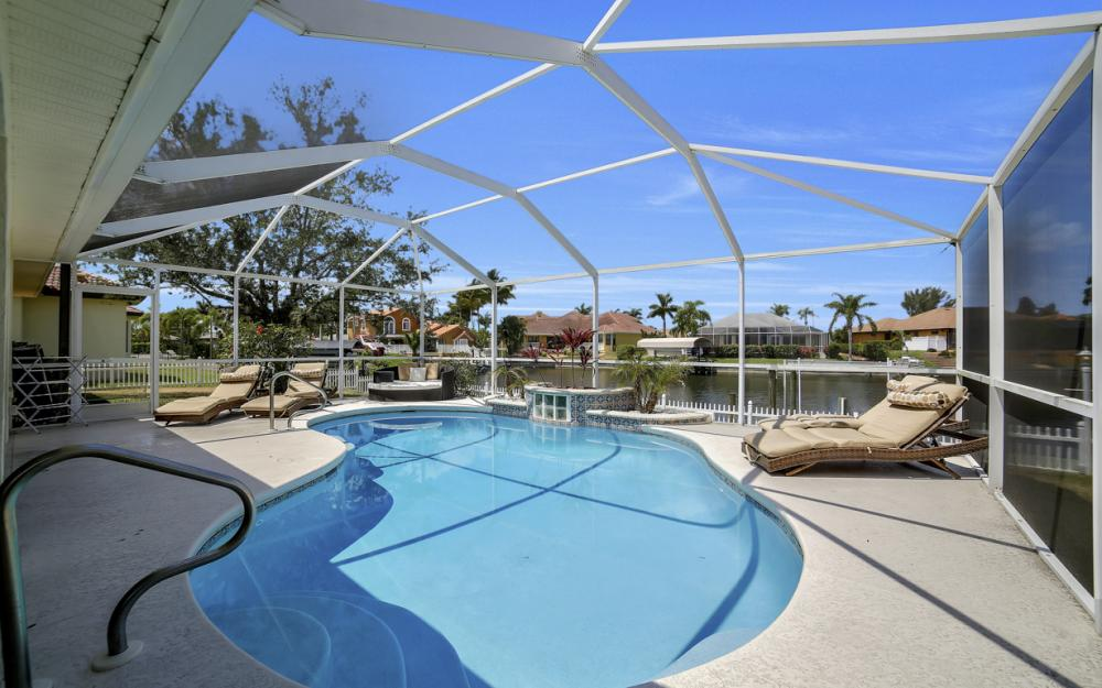 5008 SW 21st Pl, Cape Coral - Vacation Rental 721430455