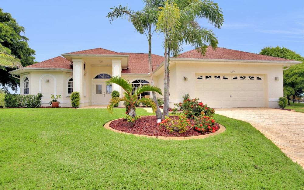4006 SW 29th Ave, Cape Coral - Vacation Rental 1444805661